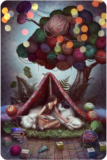 fairytale_about_a_yarn_tree_by_kidy_kat-d5ow4jm