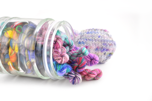 koigu cuties jar