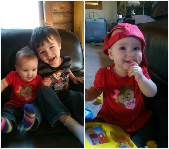 The newest kitten, Molly McBride, joined the ESK team on April 17th & her big brother, Levi, is now a gentleman at age 2!