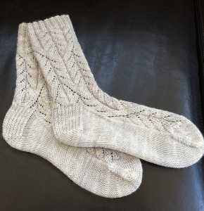 Q3 Socks Winner - lucy325